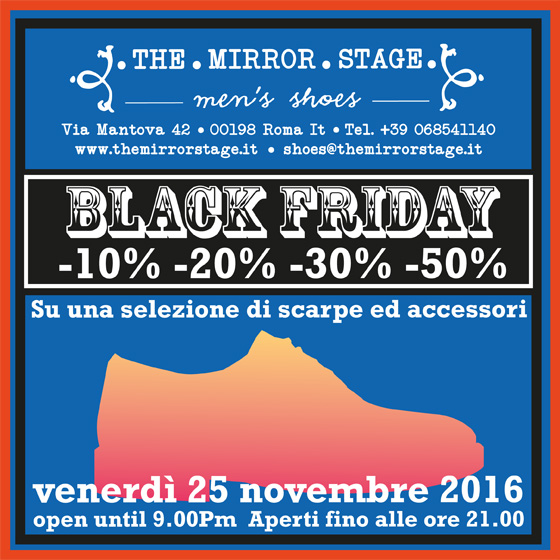 It black friday a the mirror stage mens 39 shoes le - Black friday porta di roma ...