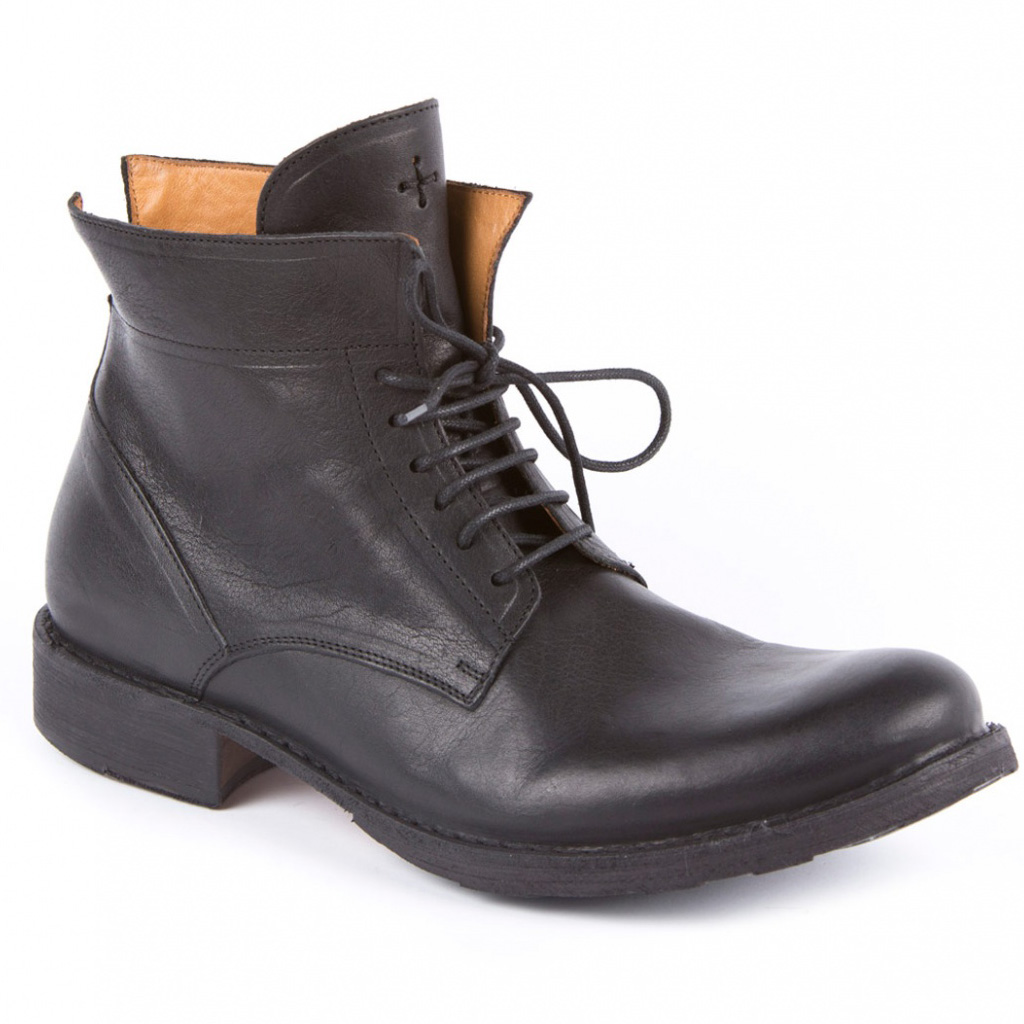 black The Fiorentini man Mirror Roma ankle Baker boots Stage 745 YxYHA6