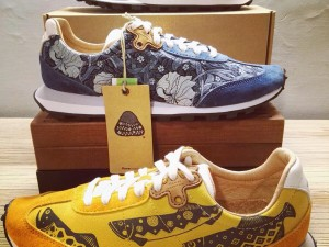 Flower Mountain: le sneakers che ci piacciono